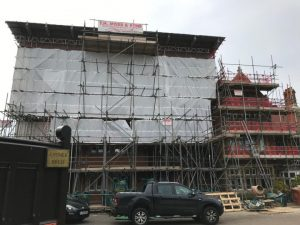 T.H. Moss and Sons | Roofing and Scaffolding Suffolk